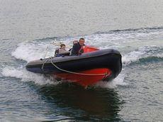 XS-460 Variable V Hull