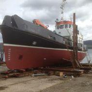 Multipurpose Tug 22 m. New Class.