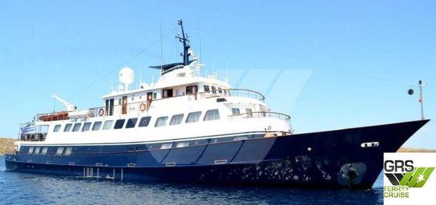 47m / 34 pax Passenger Ship for Sale / #1002522
