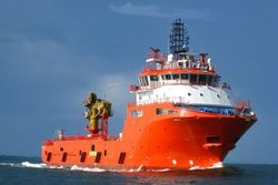 Diesel Electric Platform Supply Vessel