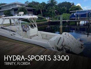 2006 Hydra-Sports 3300 VX