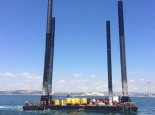 2015 Barge - Jack Up Platform For Charter