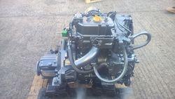 Yanmar 2GM20 Marine Diesel Engine Breaking For Spares