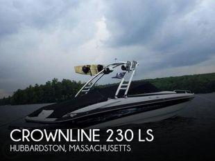 2006 Crownline 230 LS