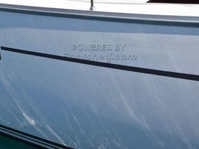 Bavaria 51 Cruiser  - Hull Close Up