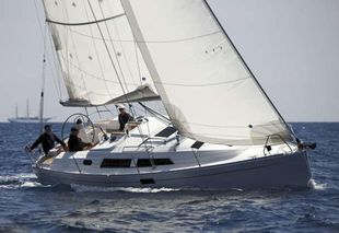 Hanse 350, 2008 Boat is in a good condition.