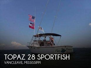 1980 Topaz 28 Sportfish