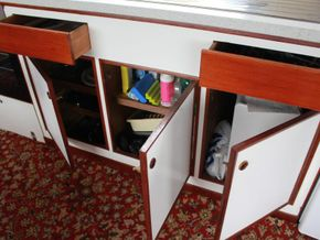 Houseboat purpose built 20m  - Galley