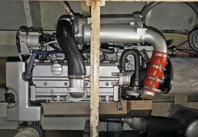 Machinekamer/Engineroom/Maschinenraum