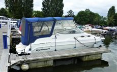 1999 Wellcraft 2400 Martinique