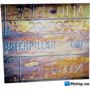 Caterpillar 3512B DITA