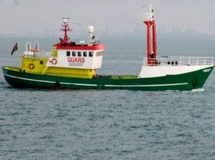 1960 Offshore - Guard Chase Utility Vessel For Sale & Charter