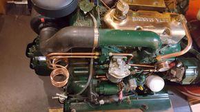 Beta Marine JD3 engine