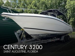 2001 Century 3200