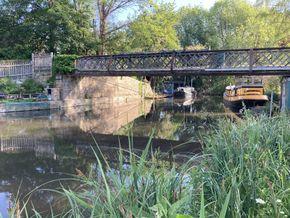 Our foot bridge