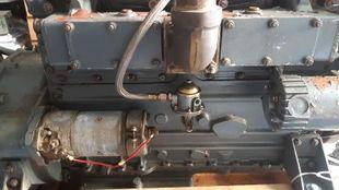 Perkins Sabre 6354 NA engine