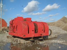 5 Drum 35 ton Madill Winch