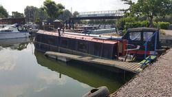 38ft springer narrow boat