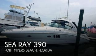 2010 Sea Ray 390 Sundancer