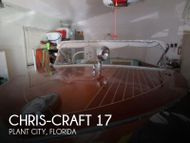 1961 Chris-Craft 17