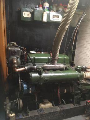 Parson's Pike Engine