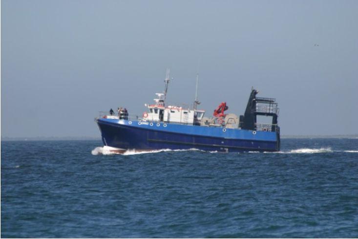 New Build Custom 24m Basic Commercial Fishing Boat