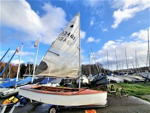 GP14 -13461 Duffin Mark 2 For Sale £1500