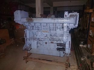 YANMAR 6SHL-ET - 610 HP 1500 RPM SN 1319 FJG