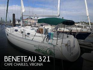 1995 Beneteau 321 Oceanis