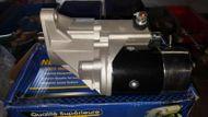 Yanmar 6LP Yamaha 322 Starter motor