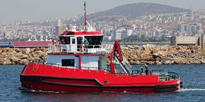 Multipurpose Firefighting boat /Tugboat