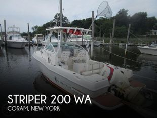 2016 Striper 200 WA