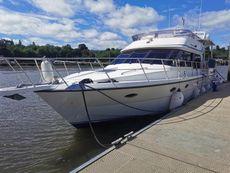 President 52 Trawler style Motor/Yacht Built 1991