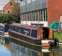 57' Traditional Narrow Boat