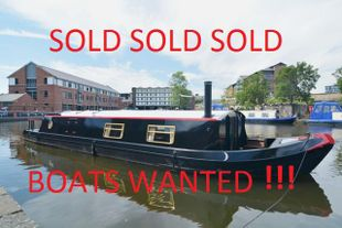 BOATS WANTED HIGH WEEKLY SALES!!!