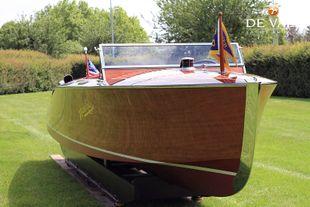 1929 Triple Cockpit Runabout