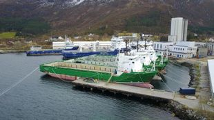 3 x PSV VS483 DP2 Supply vessel with Azimuth