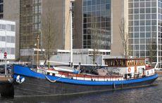 "1930 ""Elisabeth"" Luxe Motor 380202 Dutch Barge"