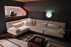 36m Luxe Motor, original look, with stylish accomodation