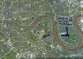 Marina, City, Canary Wharf map