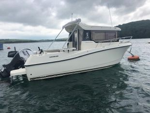 Quicksilver Pilothouse 675 with 150hp