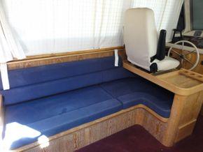 Wheelhouse Port Seating