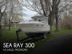 1986 Sea Ray 300 Weekender