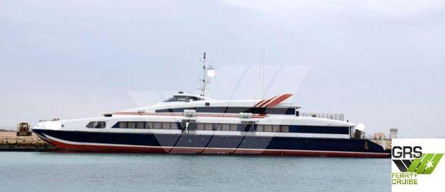 50m / 403 pax Passenger Ship for Sale / #1058302