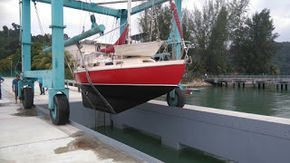 Homeless : Allegro 27 Yacht for Sale in Langkawi