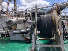 36m Mid Water Trawler