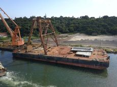 1971 Barge - Flattop Barge For Sale