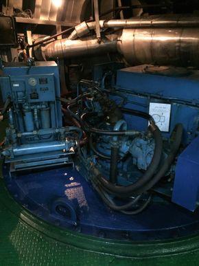 Aquamaster Azimuth Drive #2