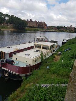 Tjalk dutch barge project
