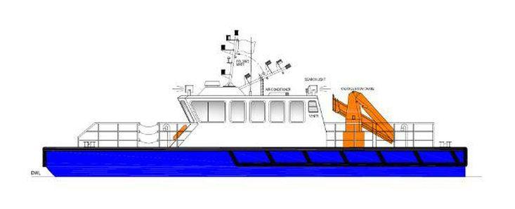 MOC Shipyards 17.0 Multi Tug